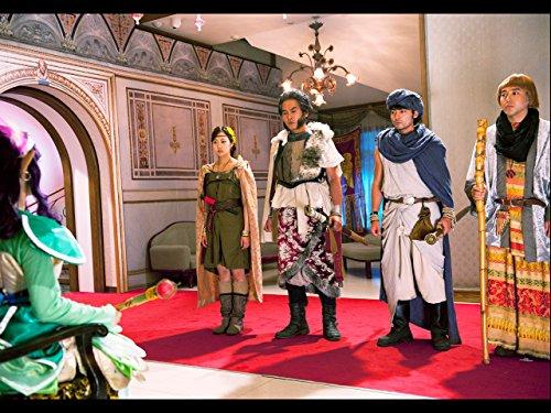 第九話妖精の城、神官の社