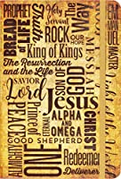 The Names of Jesus Dotted Journal