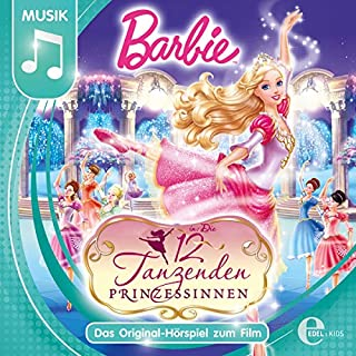 Barbie in: Die 12 tanzenden Prinzessinnen Titelbild