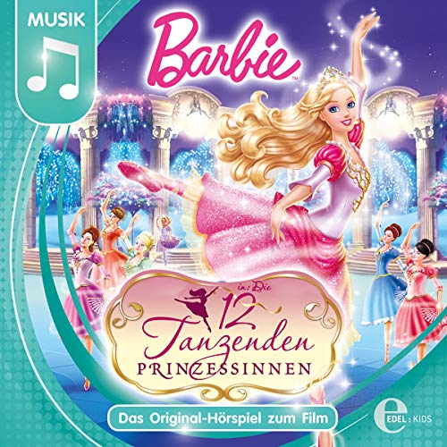 Barbie in: Die 12 tanzenden Prinzessinnen Titelbild