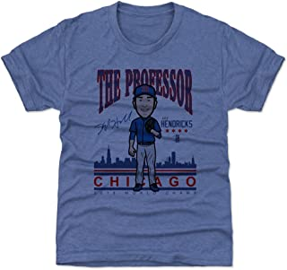 500 LEVEL Kyle Hendricks Chicago Baseball Kids Shirt - Kyle Hendricks Pro BR