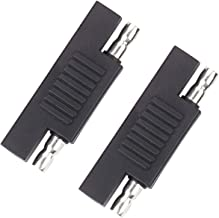 Sae Polarity Reverse Adapter - iGreely 2 Pack SAE to SAE Extension Cable Quick Disconnect Wire Harness SAE Connector