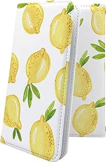 iPhone8 / iPhone7 / iPhone6s / iPhone6 ケース 手帳型 レモン 野菜 黄色 きいろ イエロー 花柄 花 フラワー アイフォン アイフォーン アイフォン8 アイフォン7 アイフォン6 アイフォン6s 手帳型ケース ユニーク おもしろ おもしろケース iphone 8 7 6 6s おしゃれ