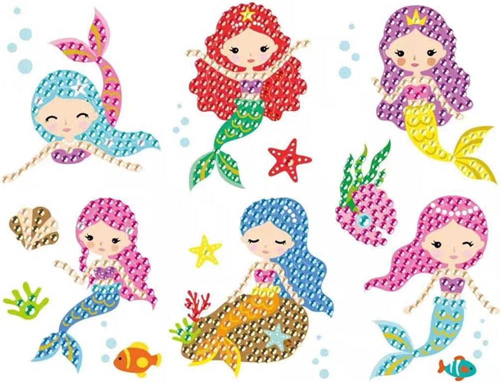 5D Diamond Painting Stickers Super special price Max 85% OFF Kits Sticker Numbers Wall Mosaic by