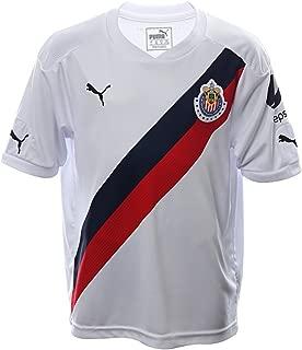 Puma Youth Chivas Away Soccer Stadium Jersey 2016-17 - WHITE