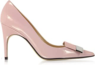 SERGIO ROSSI Luxury Fashion Womens A78953MVIV015816 Pink Pumps | Fall Winter 19