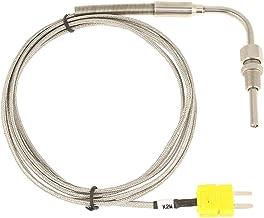 Termopar EGT para sonda de temperatura de gases de escape con punta expuesta y conector tipo K