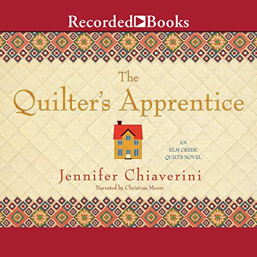Couverture de The Quilter's Apprentice