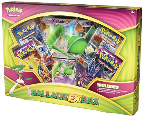 Pokèmon Gallade-EX Box - English