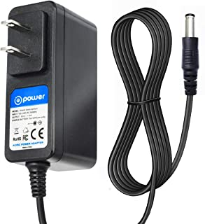T POWER [UL Listed] Ac Dc Adapter Charger Compatible with Bissell Bolt Lithium Max Pet Hair Eraser 1954 2133 Series, 19542, 19543 Part 1610368 161-0368 Cordless Vac Vacuum Power Supply