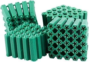 Montageschroeven Groen 6 mm Antislip Plastic plug 100 stuks CNIM Heet, Groen, Overige