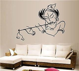 Decals Design StickersKart Wall Stickers Krishna Modern Art