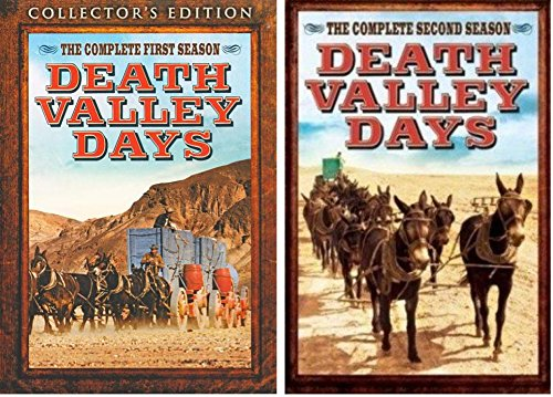Death Valley Days: The Complete First & Second Season 1 and 2