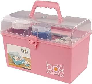 pink art box