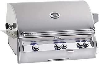 Fire Magic Echelon Diamond E790i 36-inch Built-in Natural Gas Grill W/Analog Thermometer - E790i-4ean