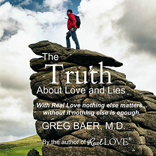 The Truth About Love and Lies audiobook cover art