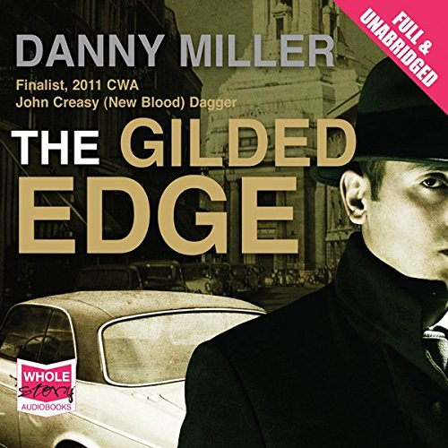 The Gilded Edge audiobook cover art