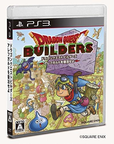 Dragon Quest Builders - standard edition [PS3] [import Japonais]