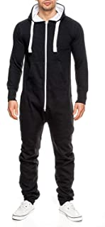 black man in onesie