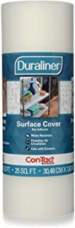 Con-Tact Brand Duraliner Non-Adhesive Vinyl Shelf and Drawer Liner, 25F-CL5T10-06, 12