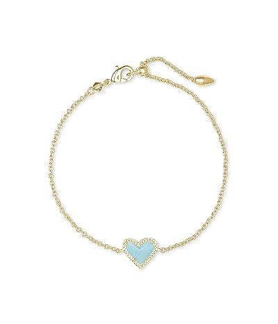 Kendra Scott Ari Heart Delicate Chain Necklace