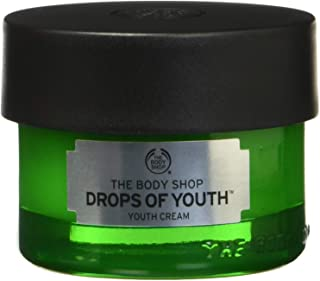 The Body Shop Drops of Youth Youth Cream, 100% Vegan Daily Face Cream, 1.7 oz.