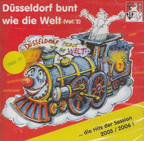 Düsseldorf bunt wie die Welt (Vol. 2) - Die Hits der Session 2005/2006