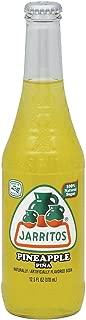 Jarritos Soda, Pineapple, Bottle, 12.50-Ounce (Pack of 24)