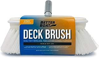 Better Boat Deck Brush Firm Stiff Bristle 8