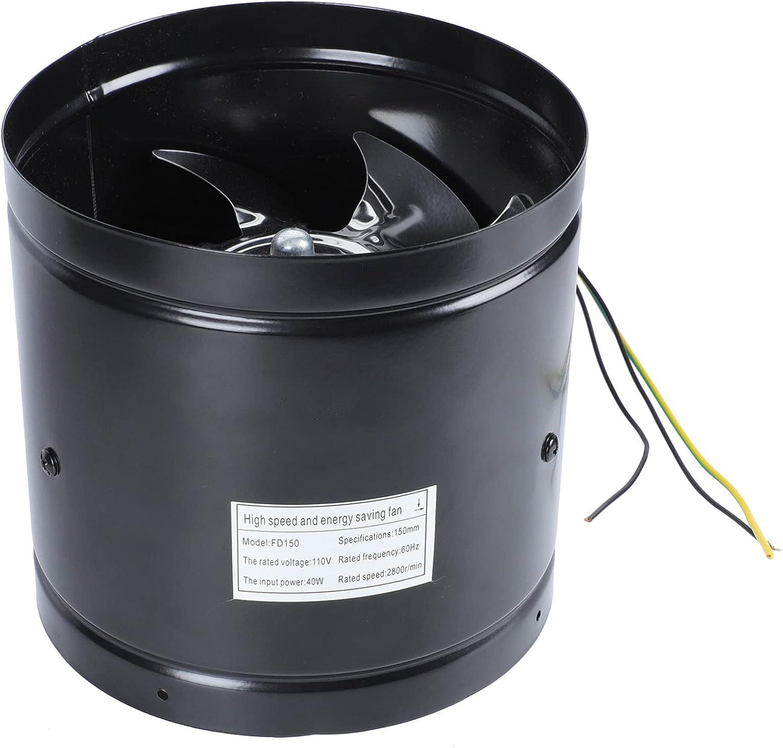 DOITOOL Inline Duct Houston Mall Fan 110v Ventilation for Heating San Antonio Mall Exhaust