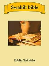 holy bible swahili version