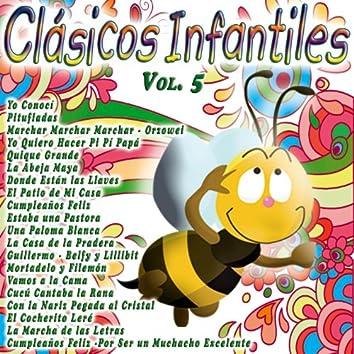 Clásicos Infantiles Vol. 5