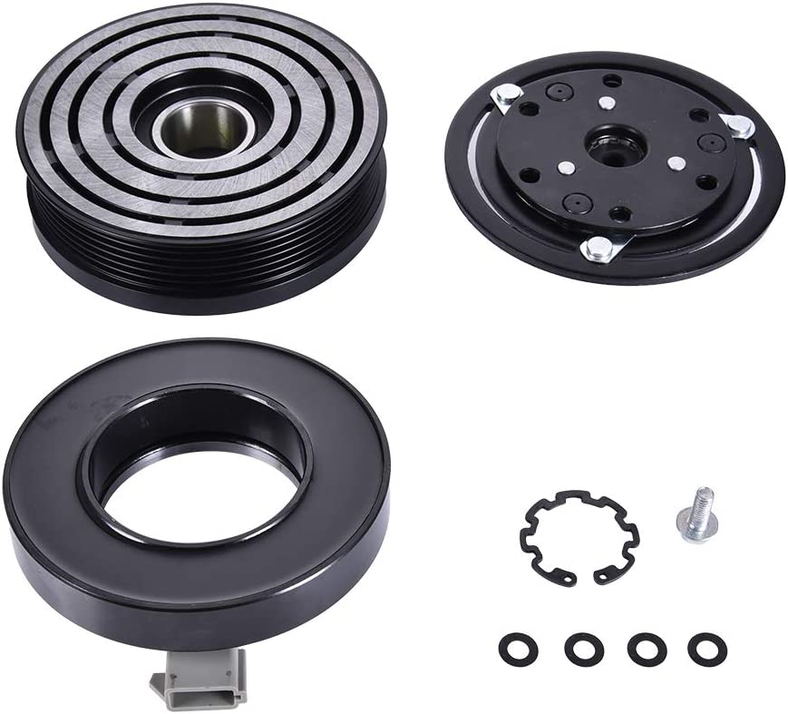 Catinbow All items free shipping AC Ranking TOP1 Compressor Clutch Assembly Repair wi Kit F3DZ19D784B