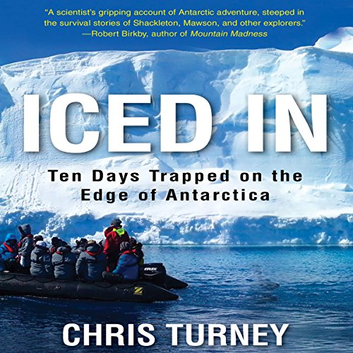 Iced In audiobook cover art