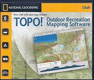 National Geographic Utah TOPO!