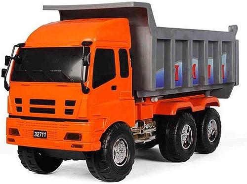 bajo precio Desconocido FF Modelo de vehículo de ingeniería Grande Camión Camión Camión de camión Camión de Transporte Camión de Juguete Niño Juguete Coche Boy  mejor opcion