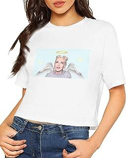 XINPULONG T Shirt Comfortable Fashion Outside Design for Women Wear Shirt