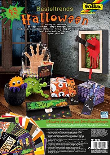 Bricolage tendance « Halloween », 43 pc.