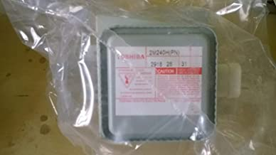 Magnetron: tipo 2M240H para microondas Philips Whirlpool equivalente a 481913158021.