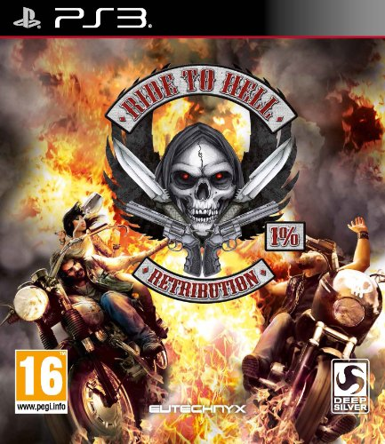 Ride to Hell: Retribution (Playstation 3) [UK IMPORT]