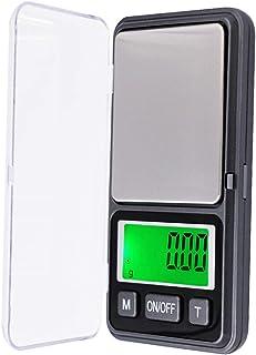 Tree-on-Life 500 g / 0.01 g báscula retroiluminación LCD Digital electrónica báscula de Cocina Mini báscula portátil báscula de joyería