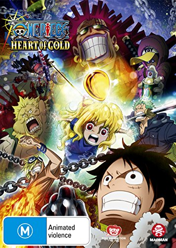 One Piece - Heart Of Gold   TV Special [DVD]