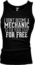 I Didn't Become A Mechanic - Gearhead Juniors Tank Top