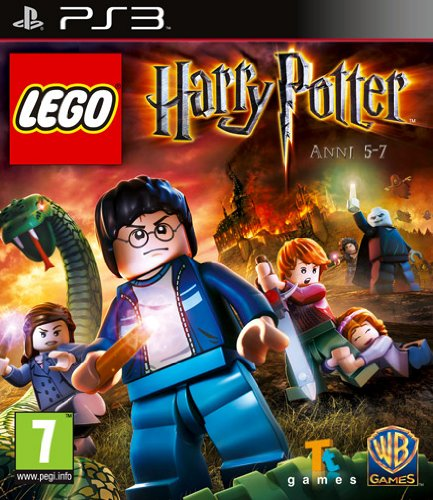 LEGO Harry Potter Anni 5-7 - PS3