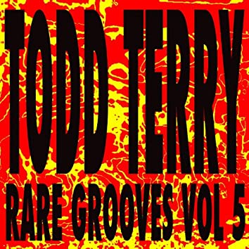 Todd Terry's Rare Grooves, Vol V