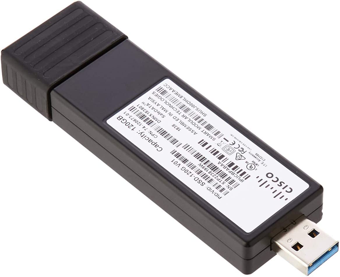 Solid New Orleans Mall State Drive - 120 GB Sale item hot-swap USB Catalyst for 3.0 9