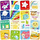 60 Lunch Box Notes for Kids Cute Motivational and Inspirational Thinking of You Cards for Boy's and Girl's Lunchbox