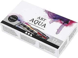 Art Aqua Watercolour, asstd Colours, 12colours