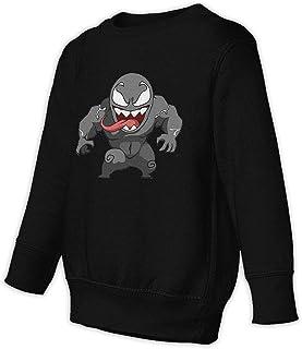Venom どくえき 1 スウェット スウェットパーカー 子供トレーナー 綿 クルーネック 長袖 パーカー 柔らかい 秋冬 おしゃれ かっこいい