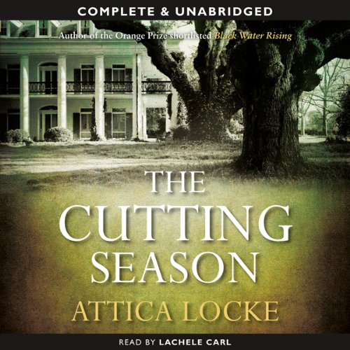 The Cutting Season cover art